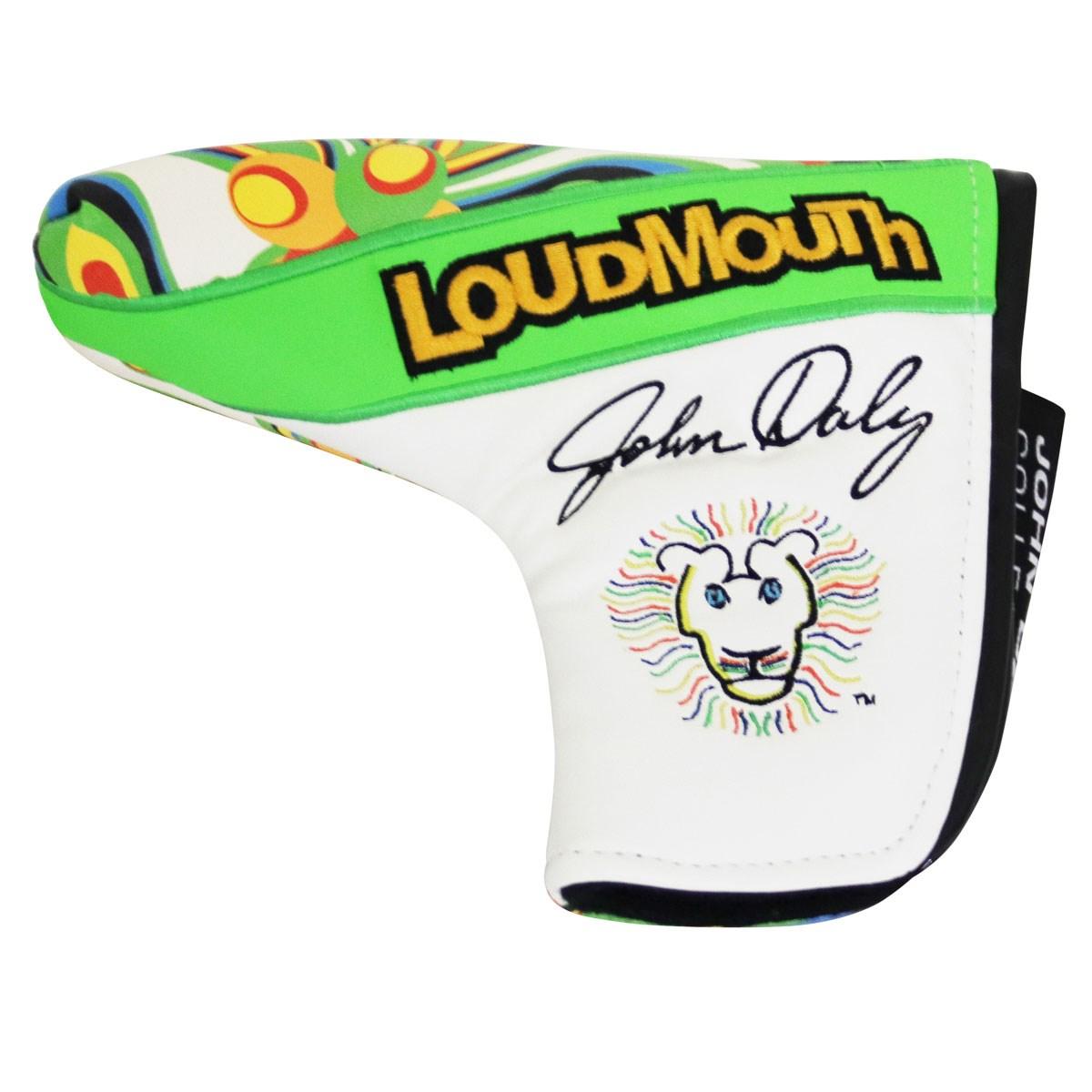 ラウドマウスゴルフ(LOUDMLOUTH) パターカバー ピン型