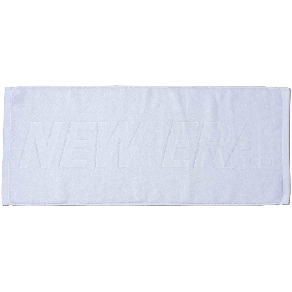 ニューエラ NEW ERA TONAL タオル ホワイト