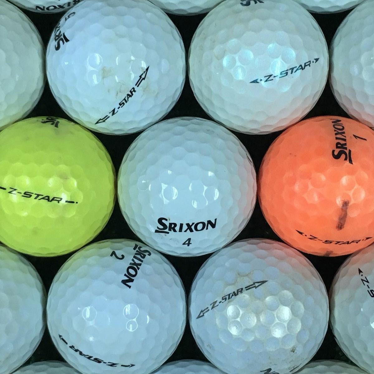 ロストボール SRIXON Z-STAR 練習用ボール 500個セット