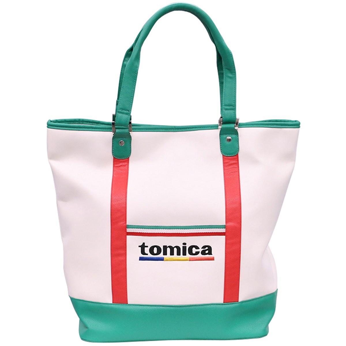 [2018年モデル] ダイヤゴルフ DAIYA GOLF tomica トートバッグ ホワイト メンズ