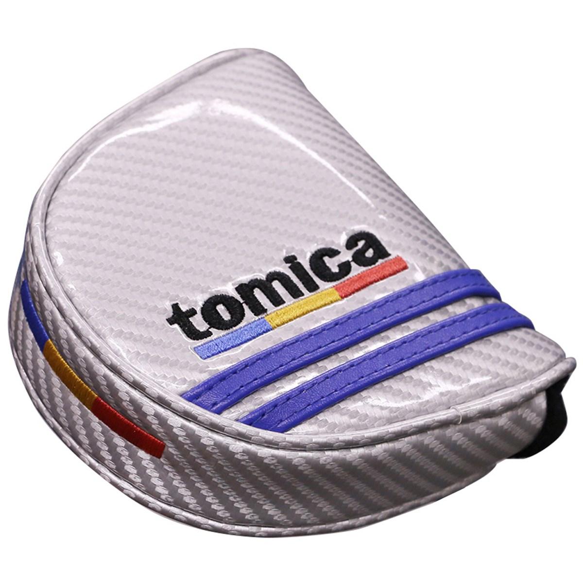 [2018年モデル] ダイヤゴルフ DAIYA GOLF tomica パターカバー シルバー メンズ