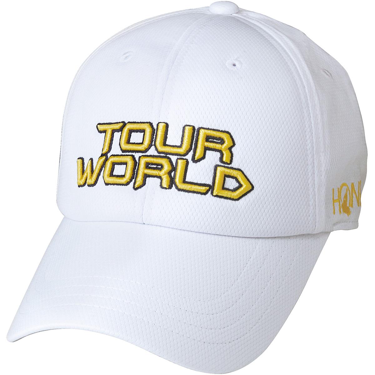 TOUR WORLDロゴキャップ