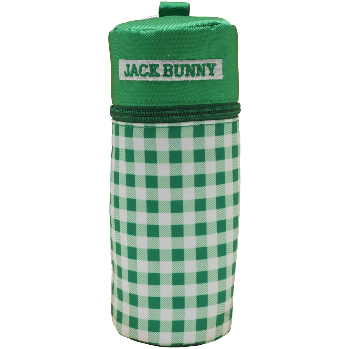 ギンガム保冷ボトルケース