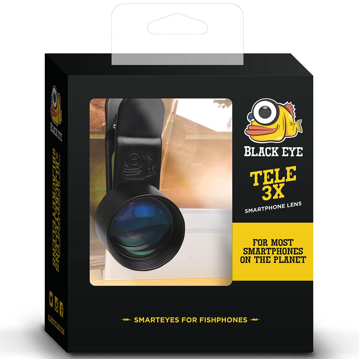 クリップ式レンズ テレ3X(望遠)
