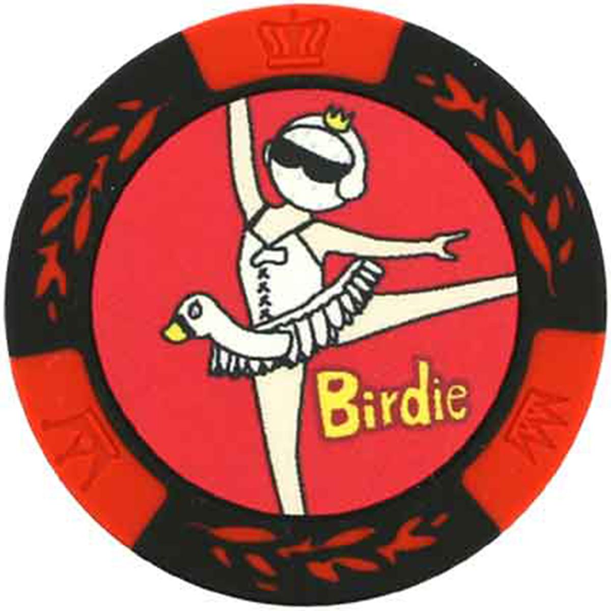 Birdie カジノチップマーカー