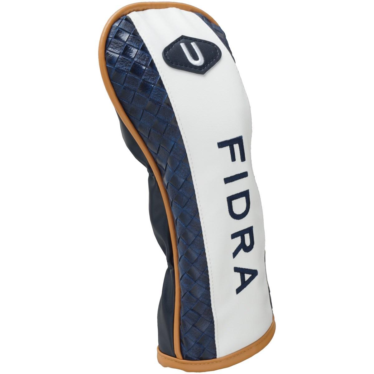 [アウトレット] [55%OFF在庫限りのお買い得商品] フィドラ FIDRA クラシックヘッドカバー UT用 ネイビー メンズ ゴルフ