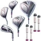 ヨネックス フィオーレ クラブセット(9本セット) レディース ゴルフの画像