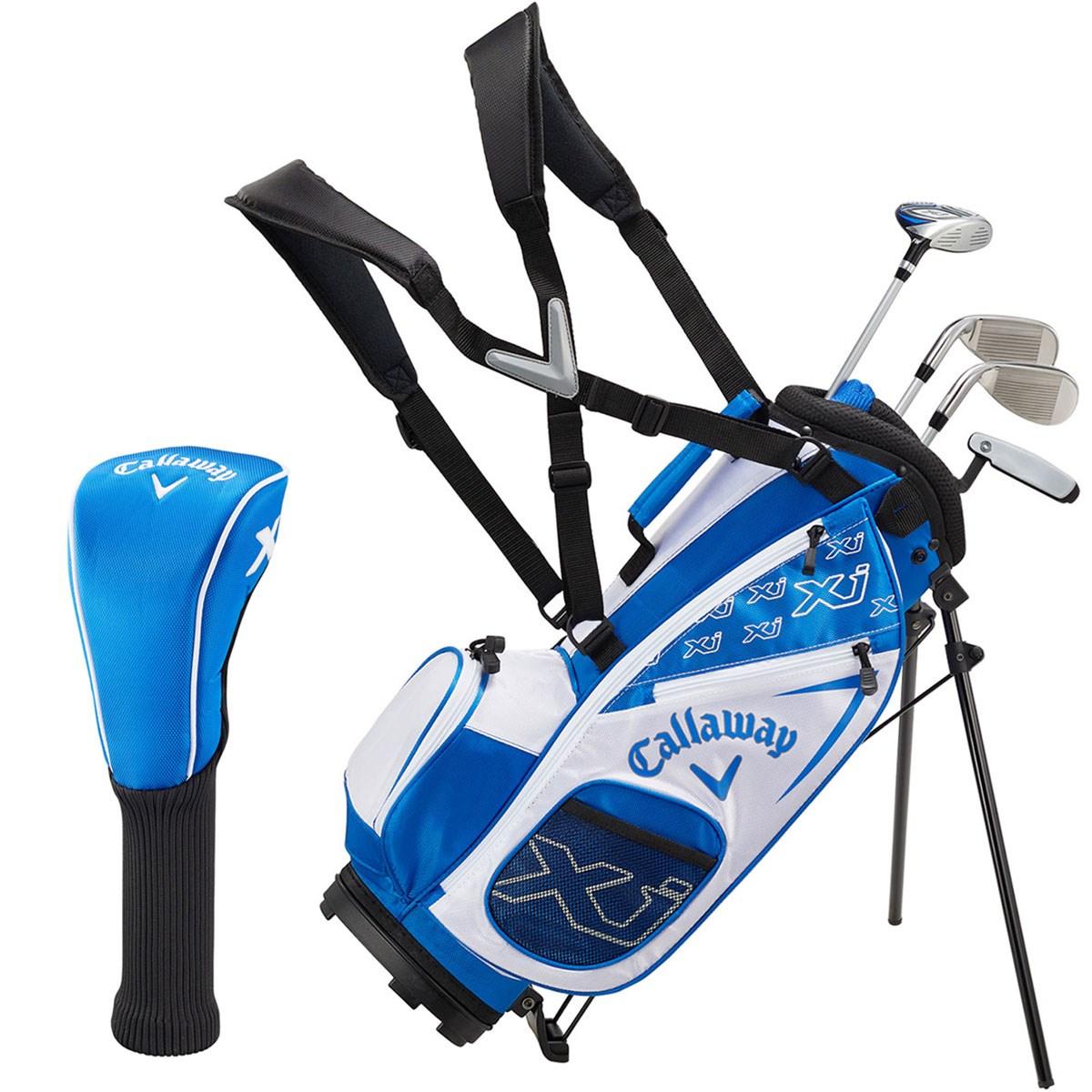 キャロウェイゴルフ(Callaway Golf) XJ-1 クラブセット(4本セット)100-120cmサイズジュニア