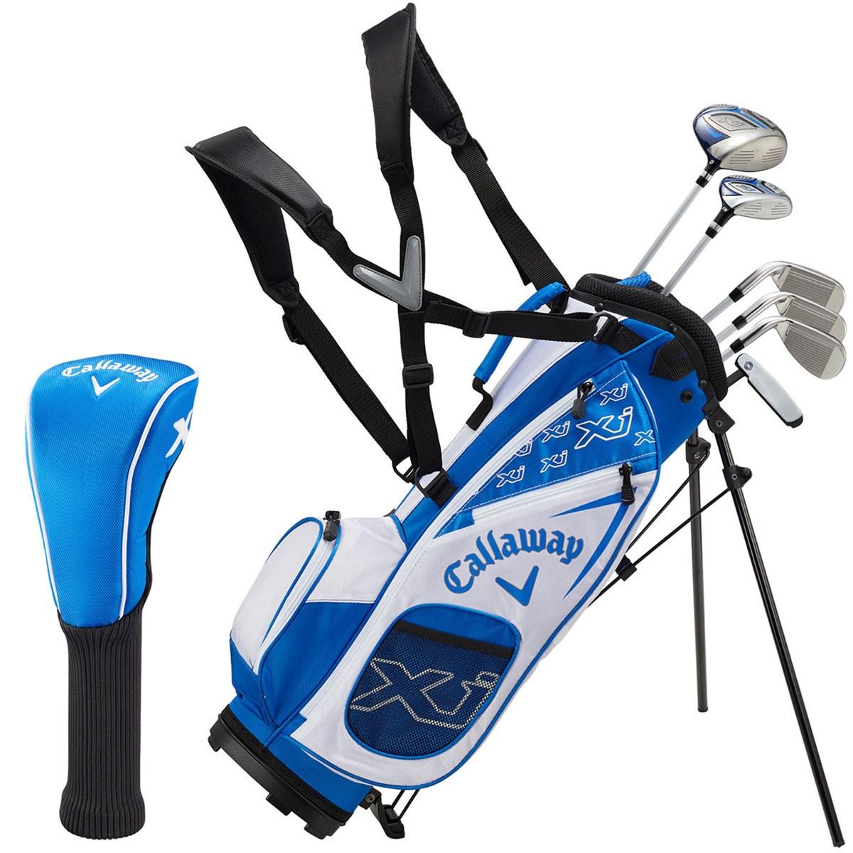 キャロウェイゴルフ(Callaway Golf) XJ-2 クラブセット(6本セット)115-135cmサイズジュニア