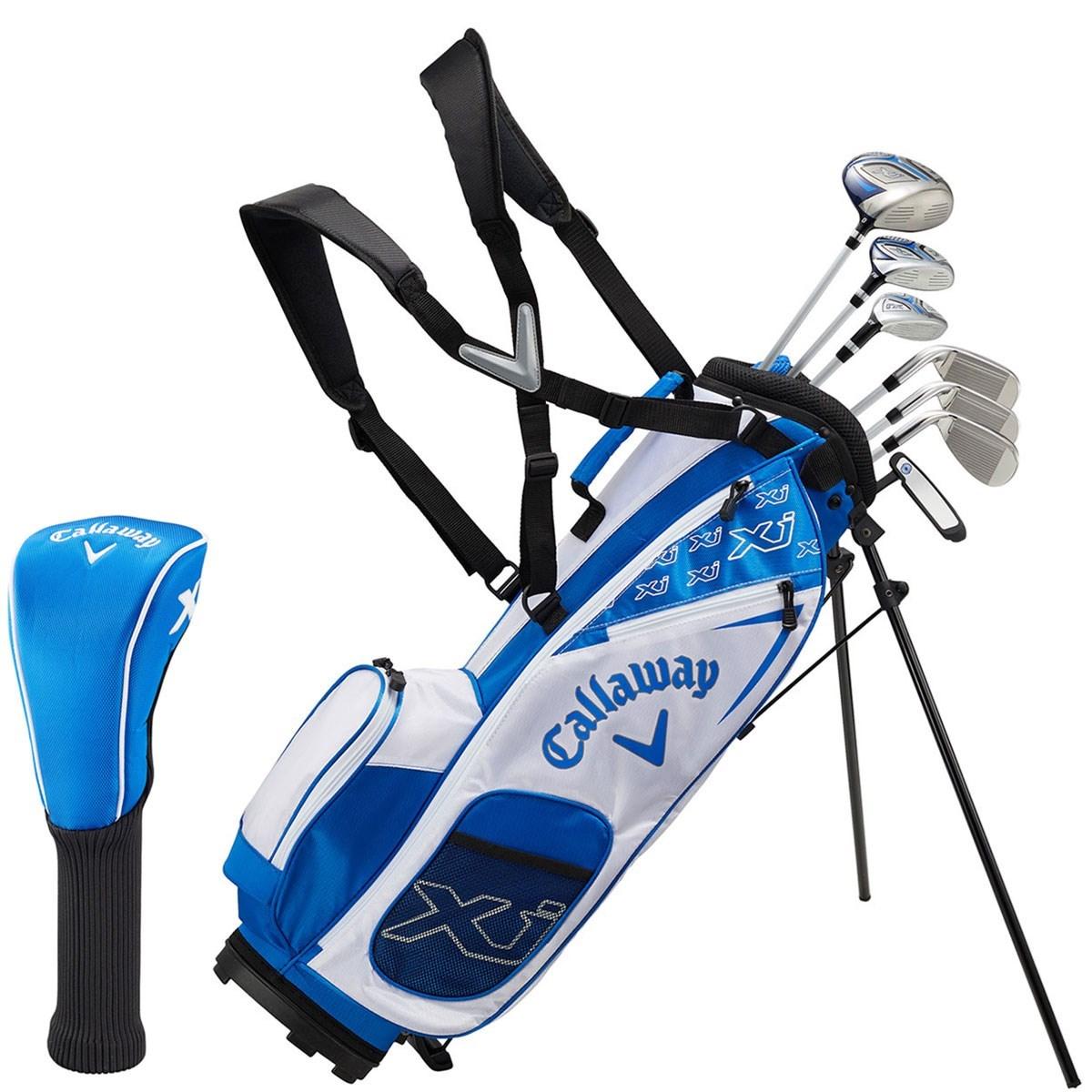 キャロウェイゴルフ(Callaway Golf) XJ-3 クラブセット(7本セット)130-150cmサイズジュニア