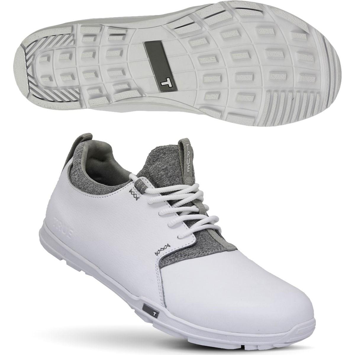 TRUE linkswear トゥルーリンクスウェア ORIGINAL シューズ 26.5cm ホワイト 00