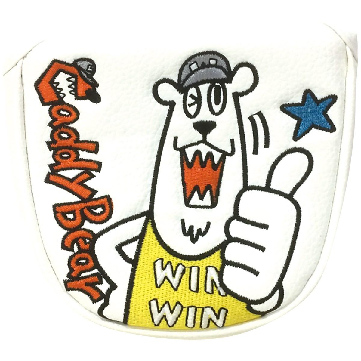 WINWIN STYLE WINWINSTYLE×野村タケオ パターカバー