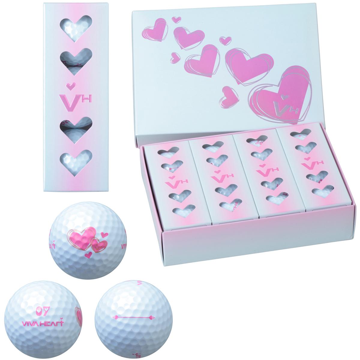 VHゴルフボール 5ダースセットレディス
