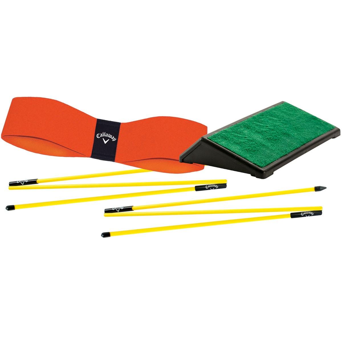 キャロウェイゴルフ(Callaway Golf) ベーシック トレーニング バンドル II