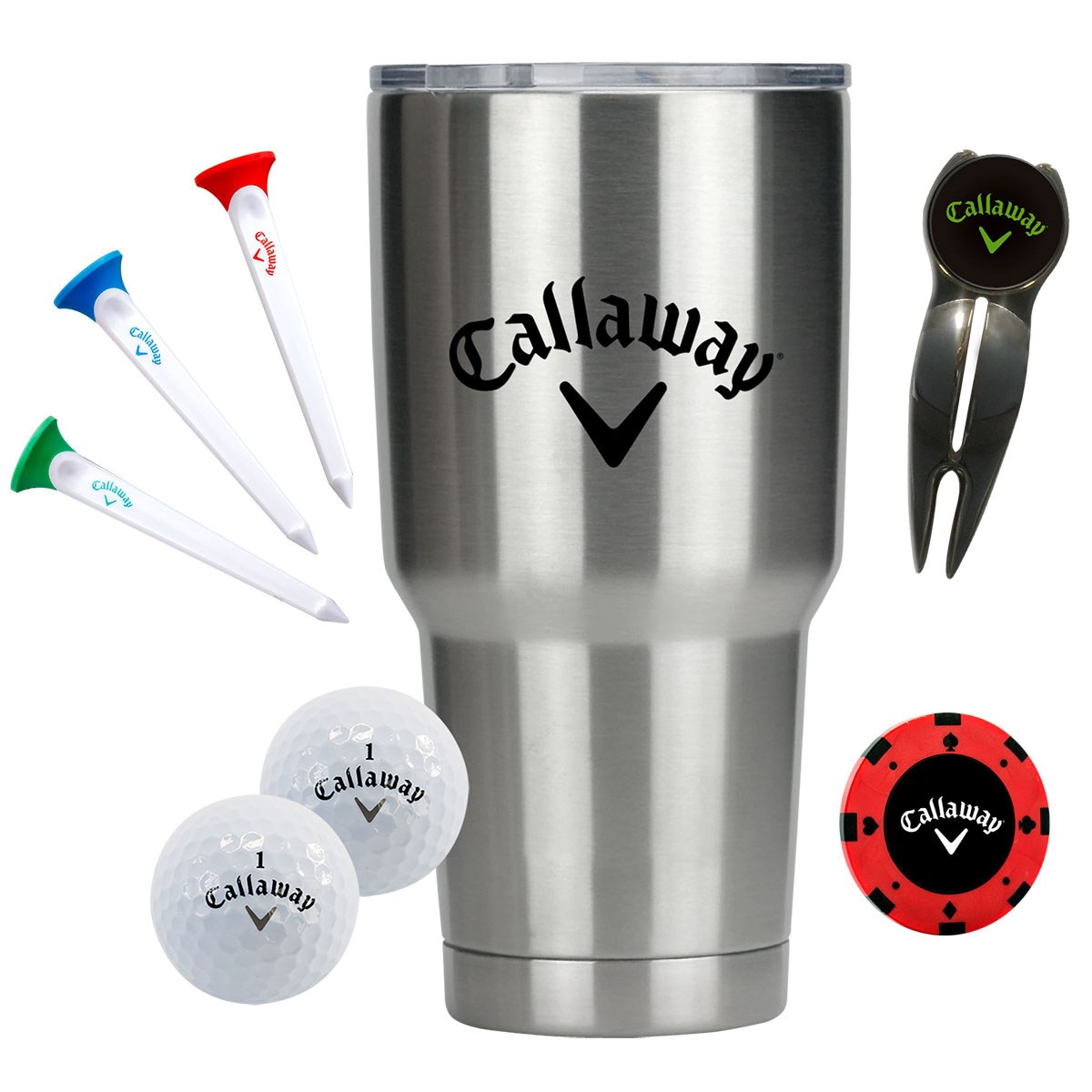 キャロウェイゴルフ(Callaway Golf) スチールタンブラーセット