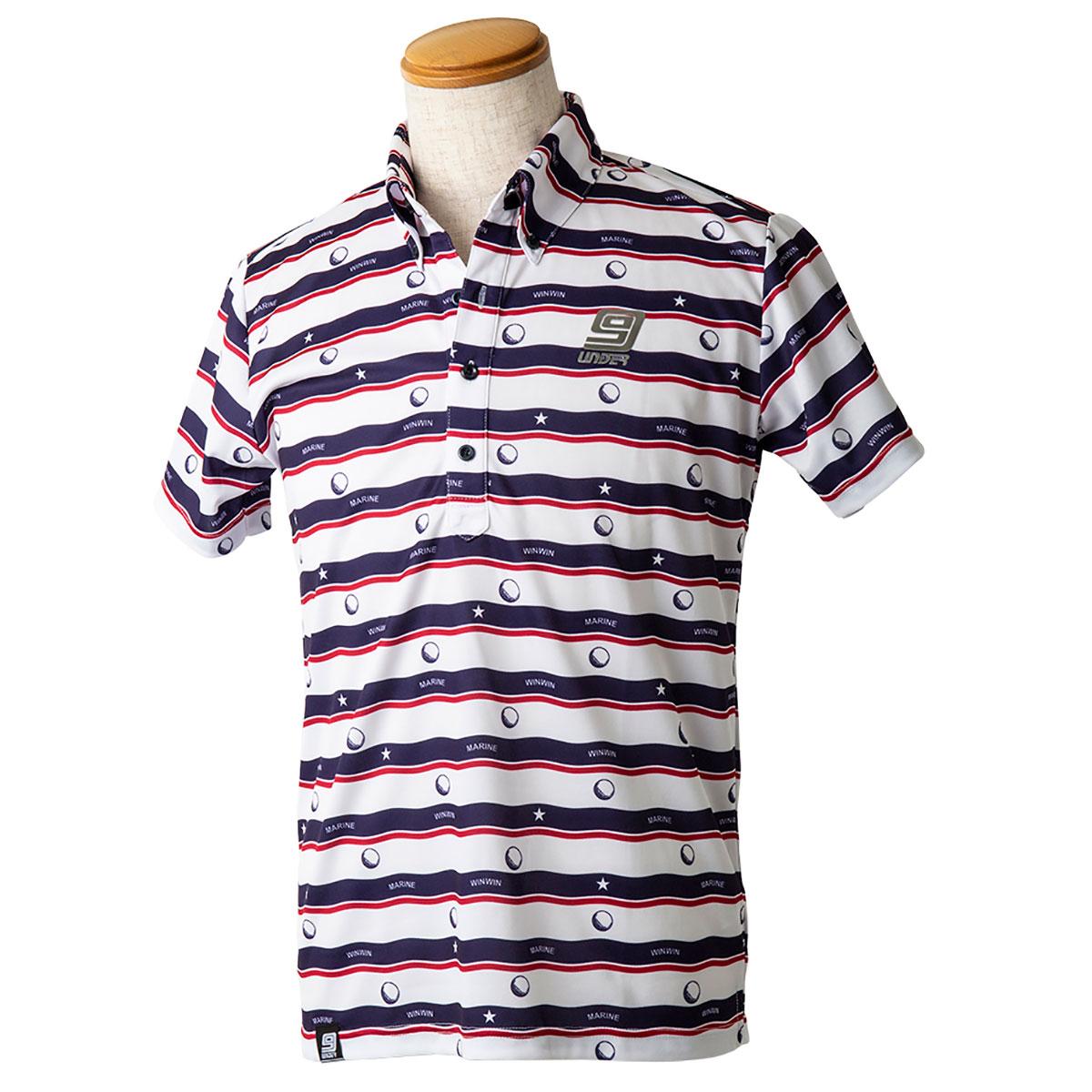 WINWIN MARINE 半袖ポロシャツ
