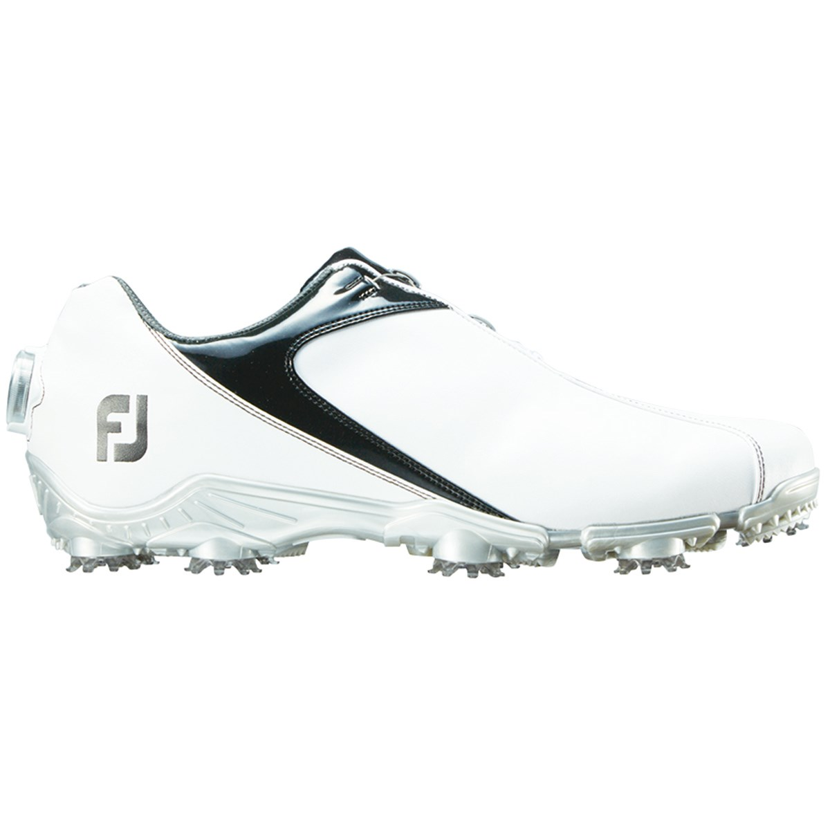 フットジョイ Foot Joy スポーツ Boa シューズ 24.5cm ホワイト/ブラック