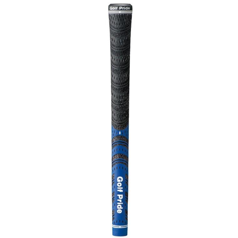 ゴルフプライド Golf Pride マルチコンパウンドMCC グリップ 10本セット 有り M60 ブルー