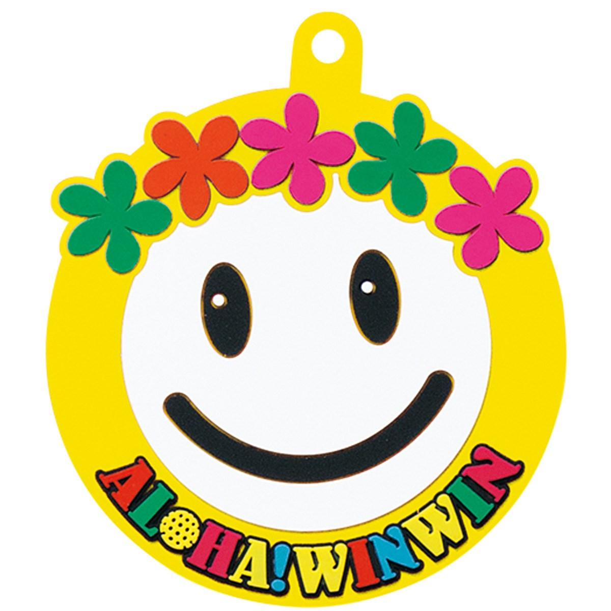 WINWIN STYLE ウィンウィンスタイル ALOHA SMILEパターキャッチャー イエロー