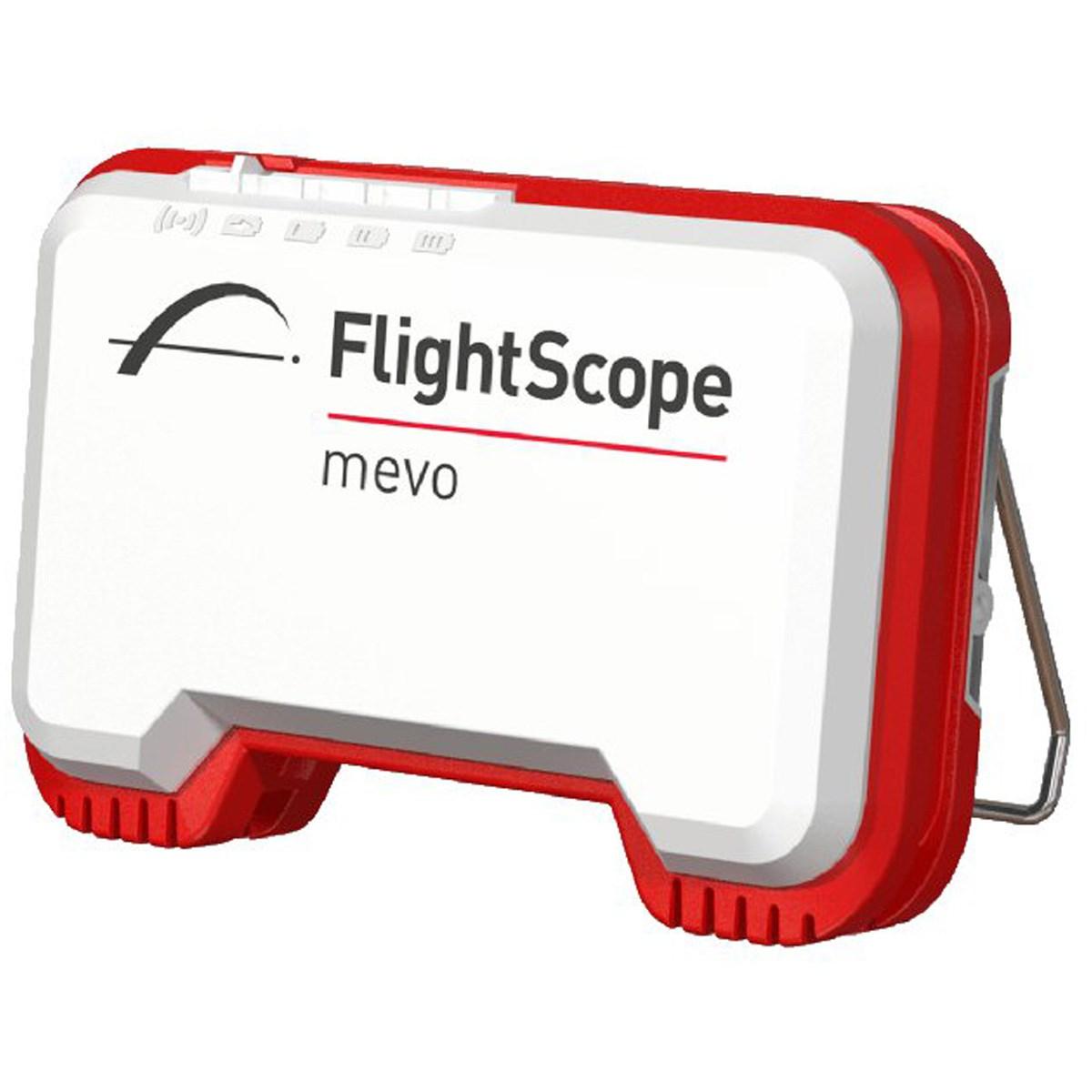 フライトスコープ MEVO ミーボ ホワイト/レッド