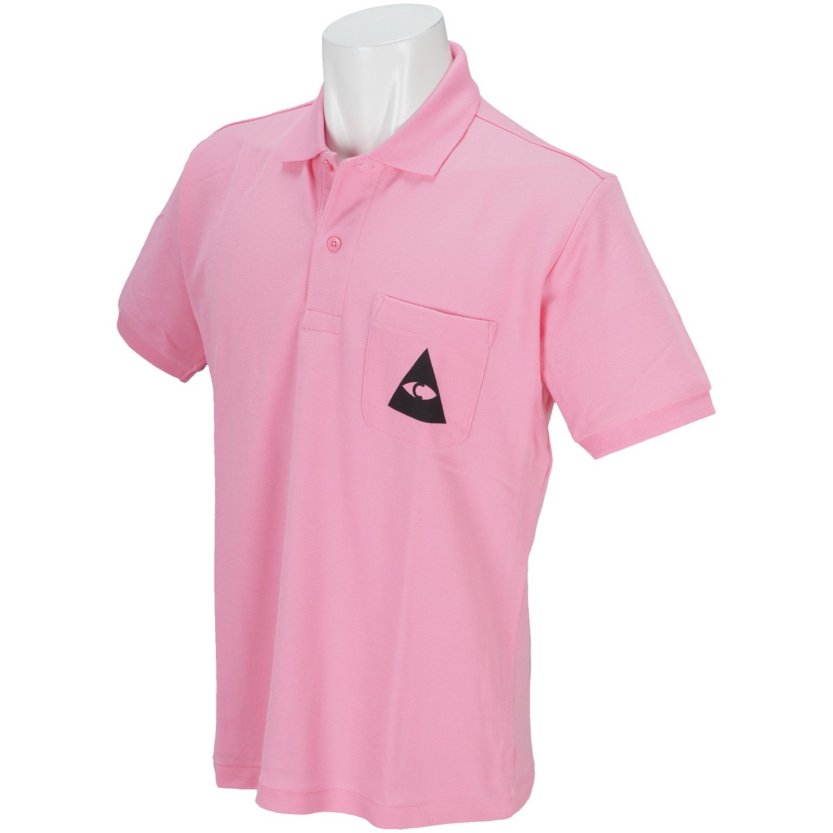 キャプテンズヘルム CAPTAINS HELM TRIANGLE 半袖ポロシャツ XL ピンク