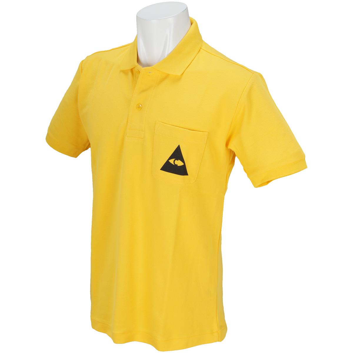 TRIANGLE 半袖ポロシャツ