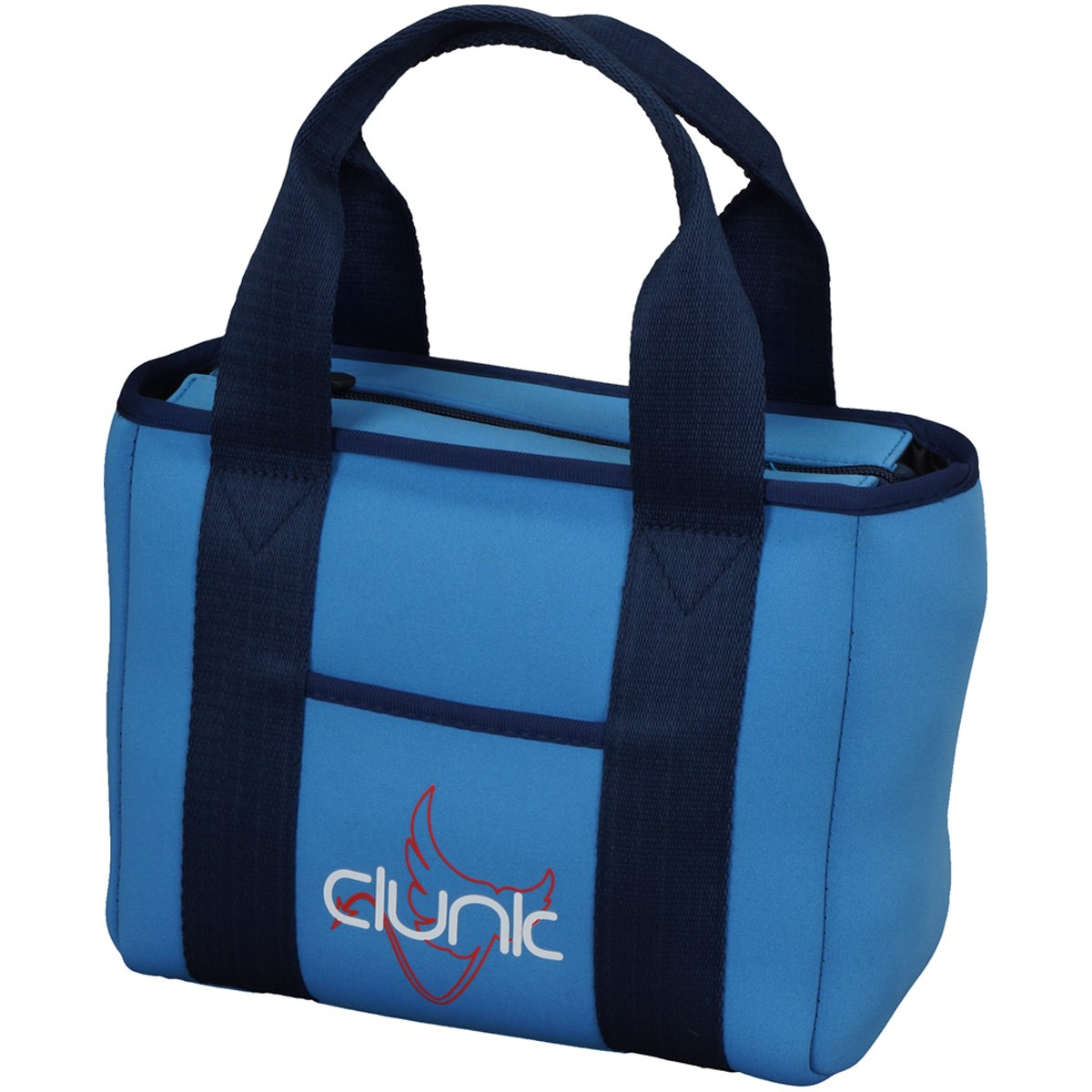 クランク(Clunk) ネオプレーン トート型ラウンドバッグ