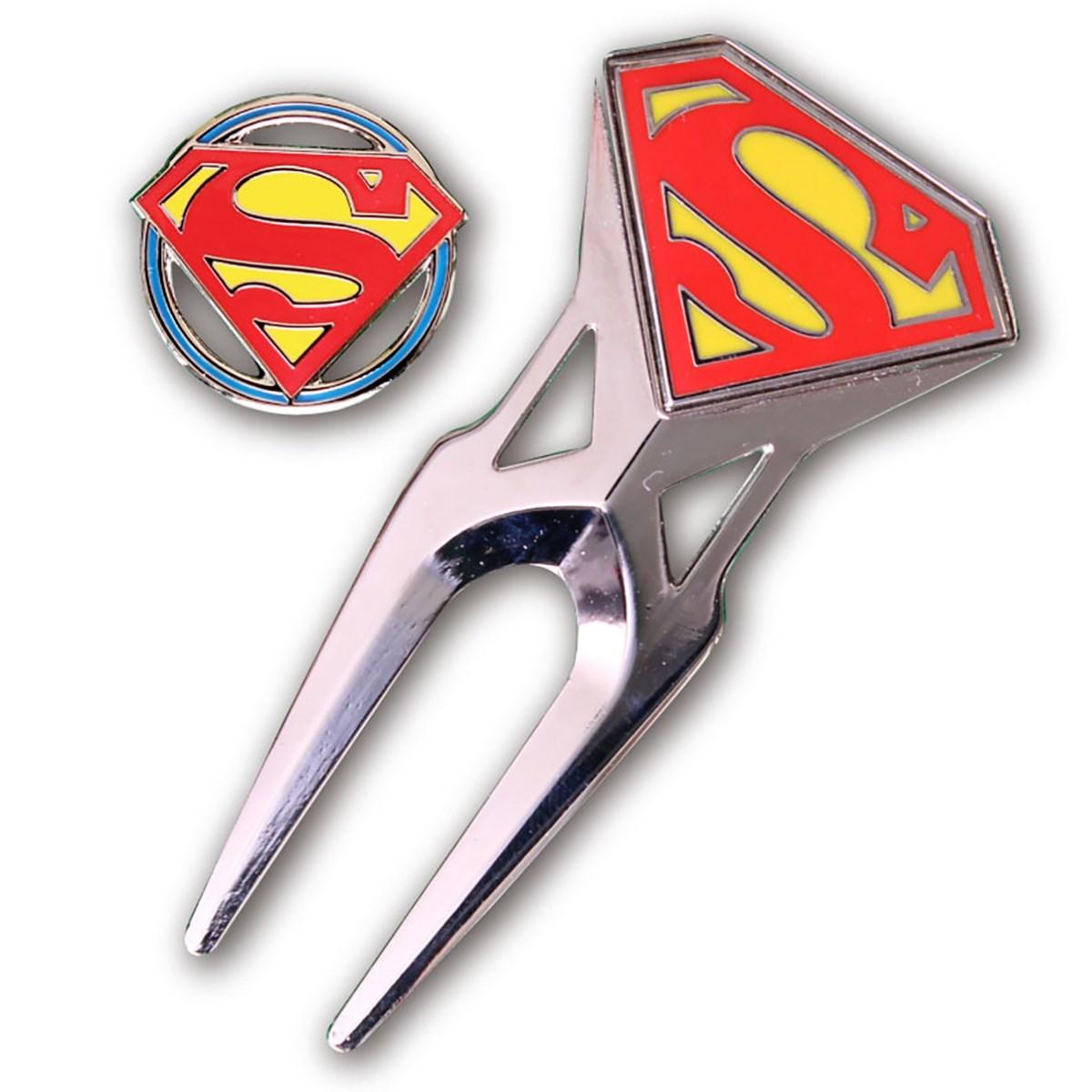 スーパーマン グリーンフォーク&マーカー レッド