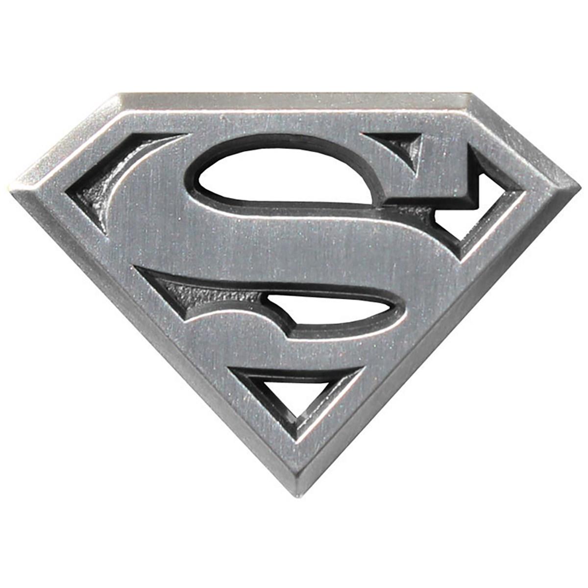スーパーマン ビッグマーカー シルバー