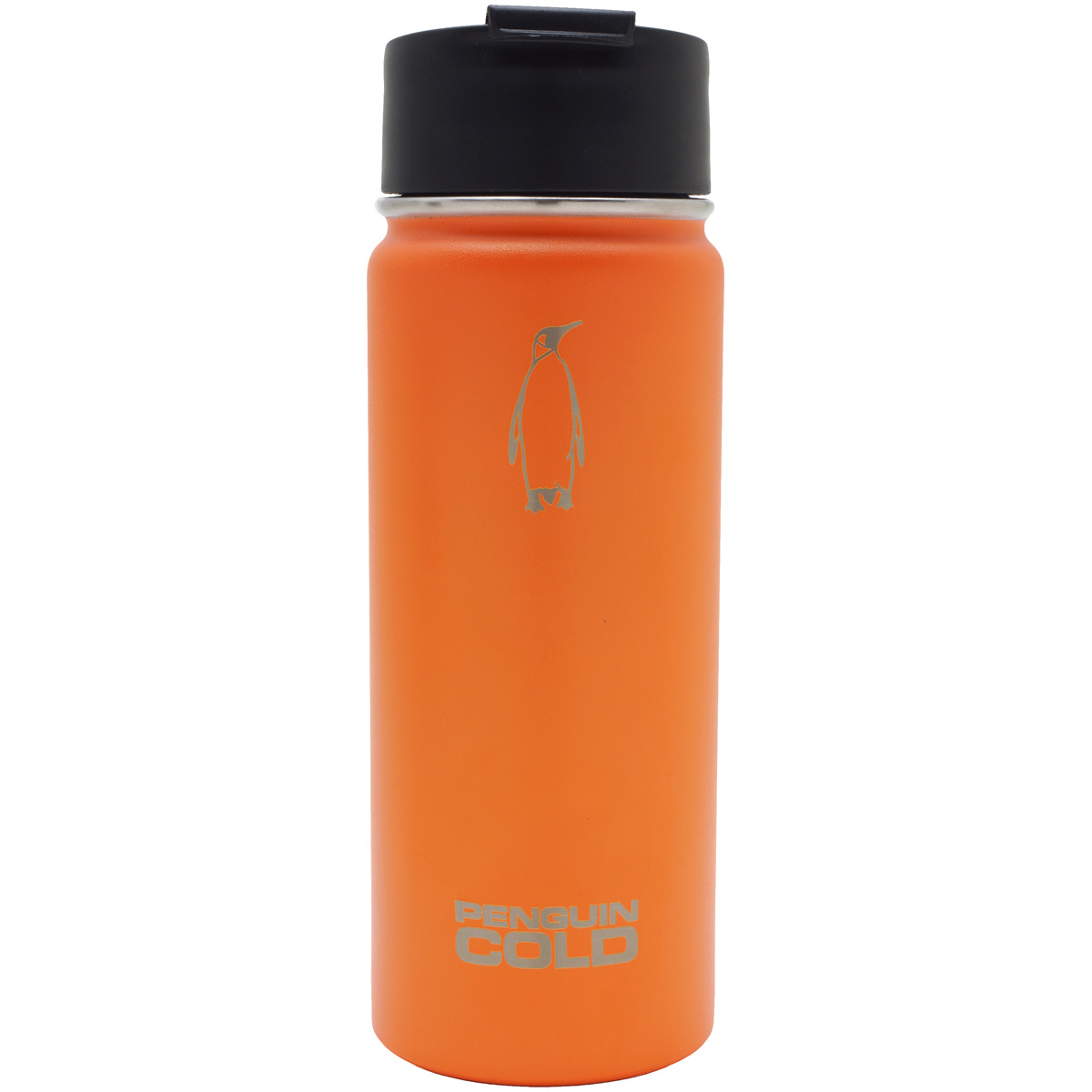 King Penguin 18oz sipper lid ボトル