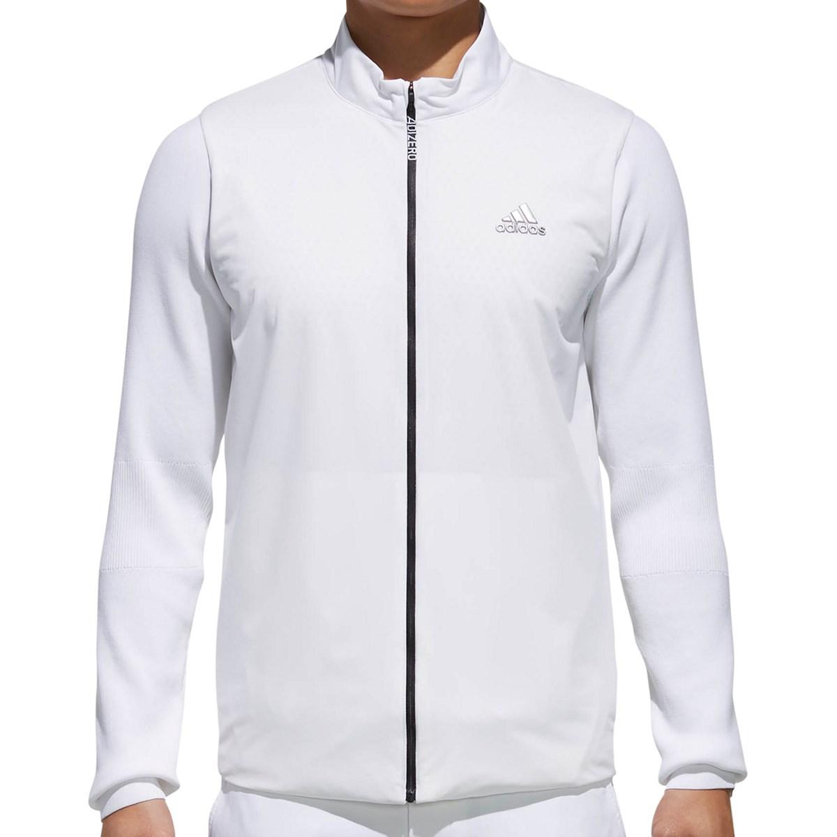アディダス(adidas) CS CP climaheat ストレッチ 長袖フルジップジャケット