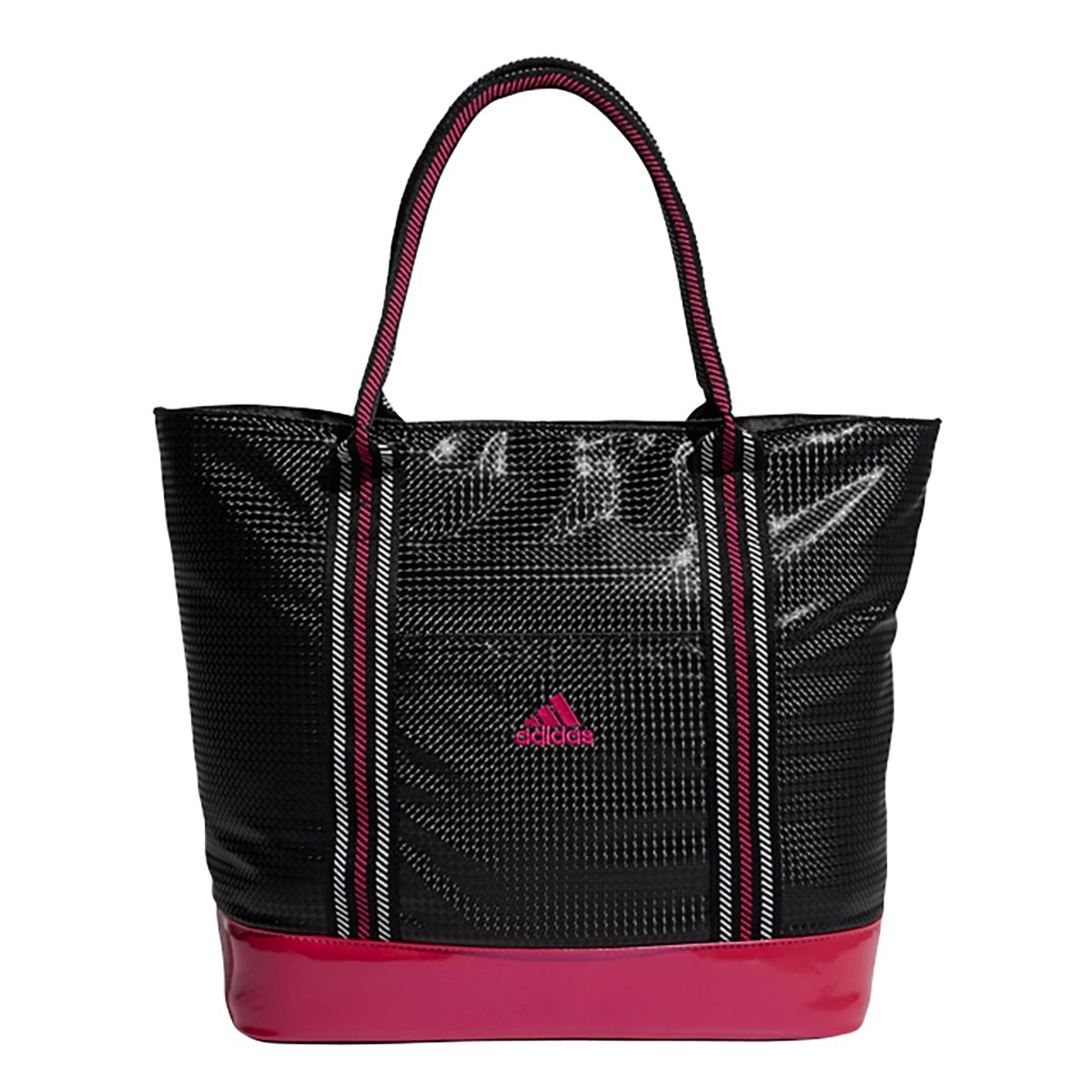 [定番モデル] アディダス adidas ライトトートバッグ ブラック レディース ゴルフ