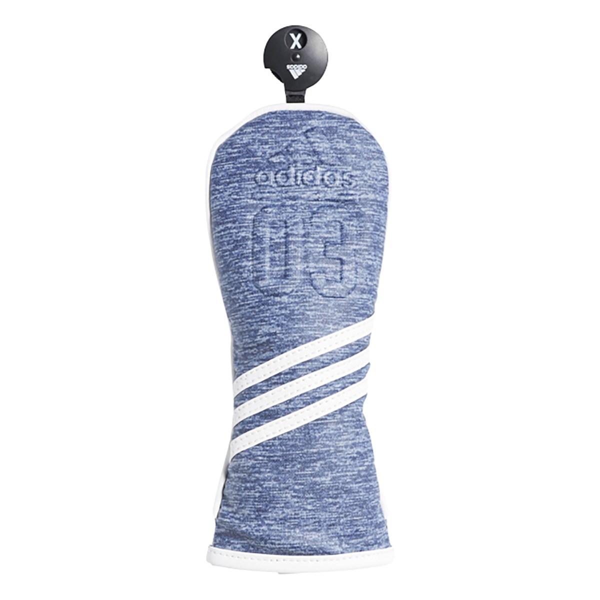 アディダス adidas ヘザーヘッドカバー UT用 ネイビー メンズ ゴルフ