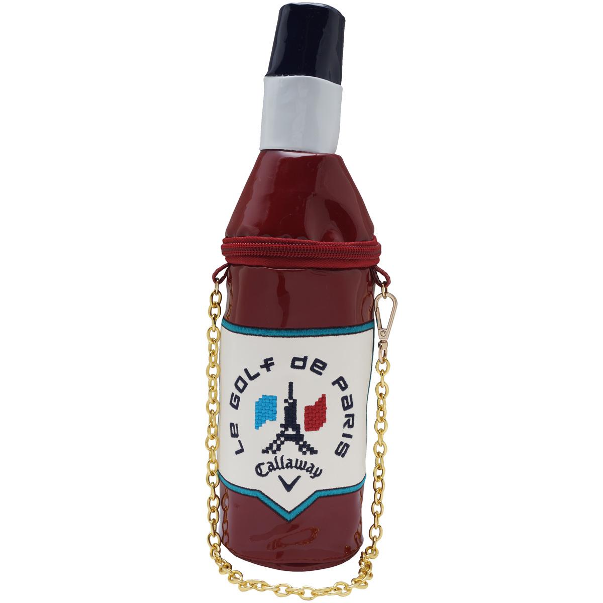 ワイン型ボトルケース