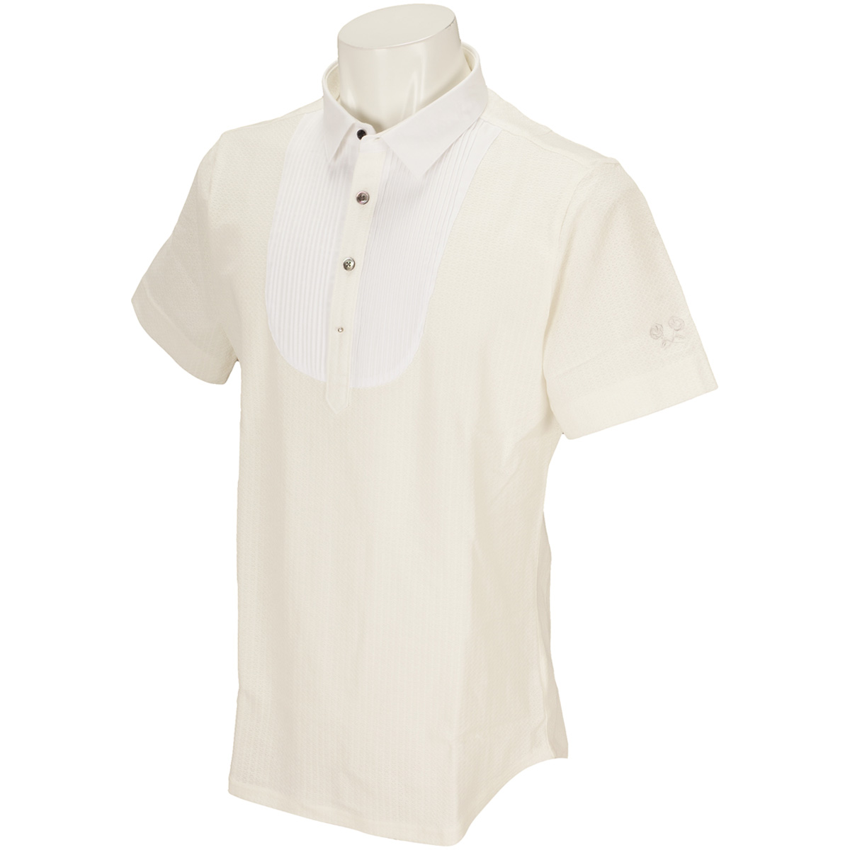 BlackLabel 半袖ポロシャツ