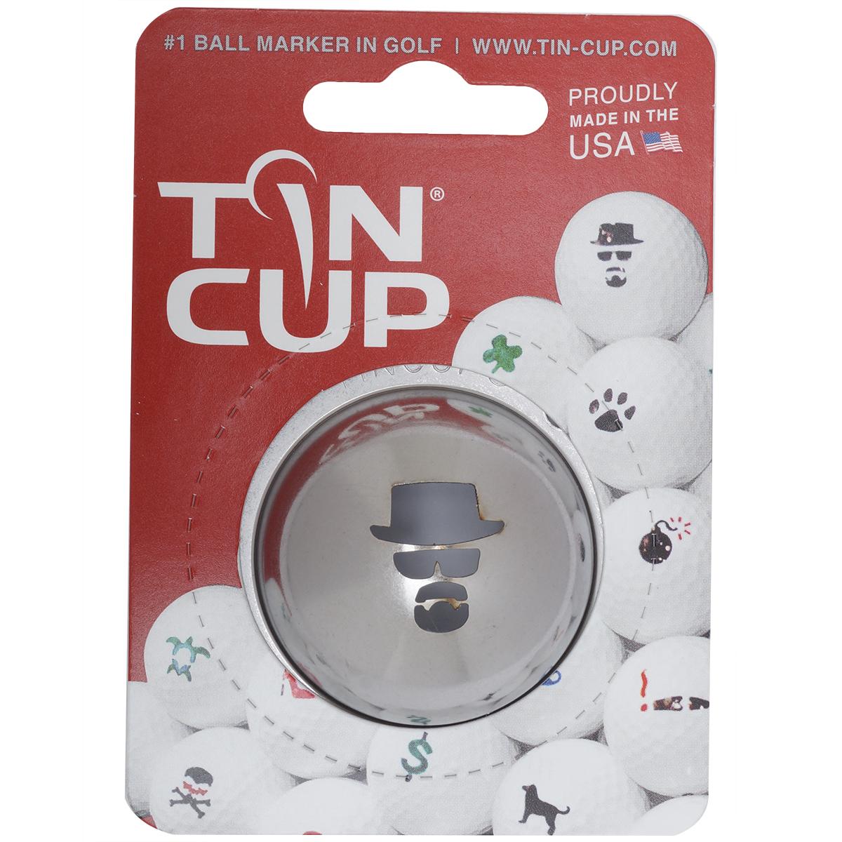 ティンカップ Incognito ボールマーカー