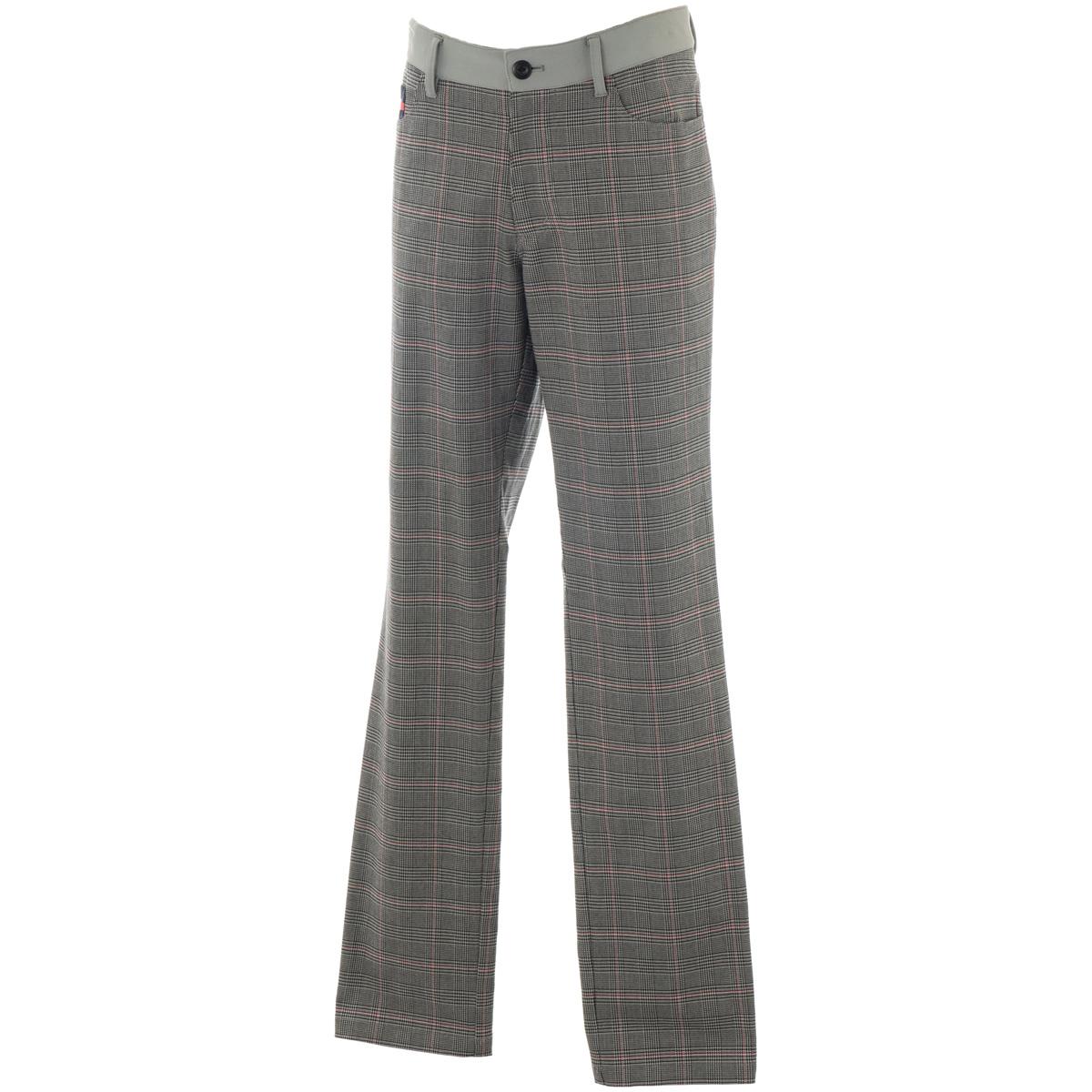 ストレッチ オリジナル グレンチェック パンツ