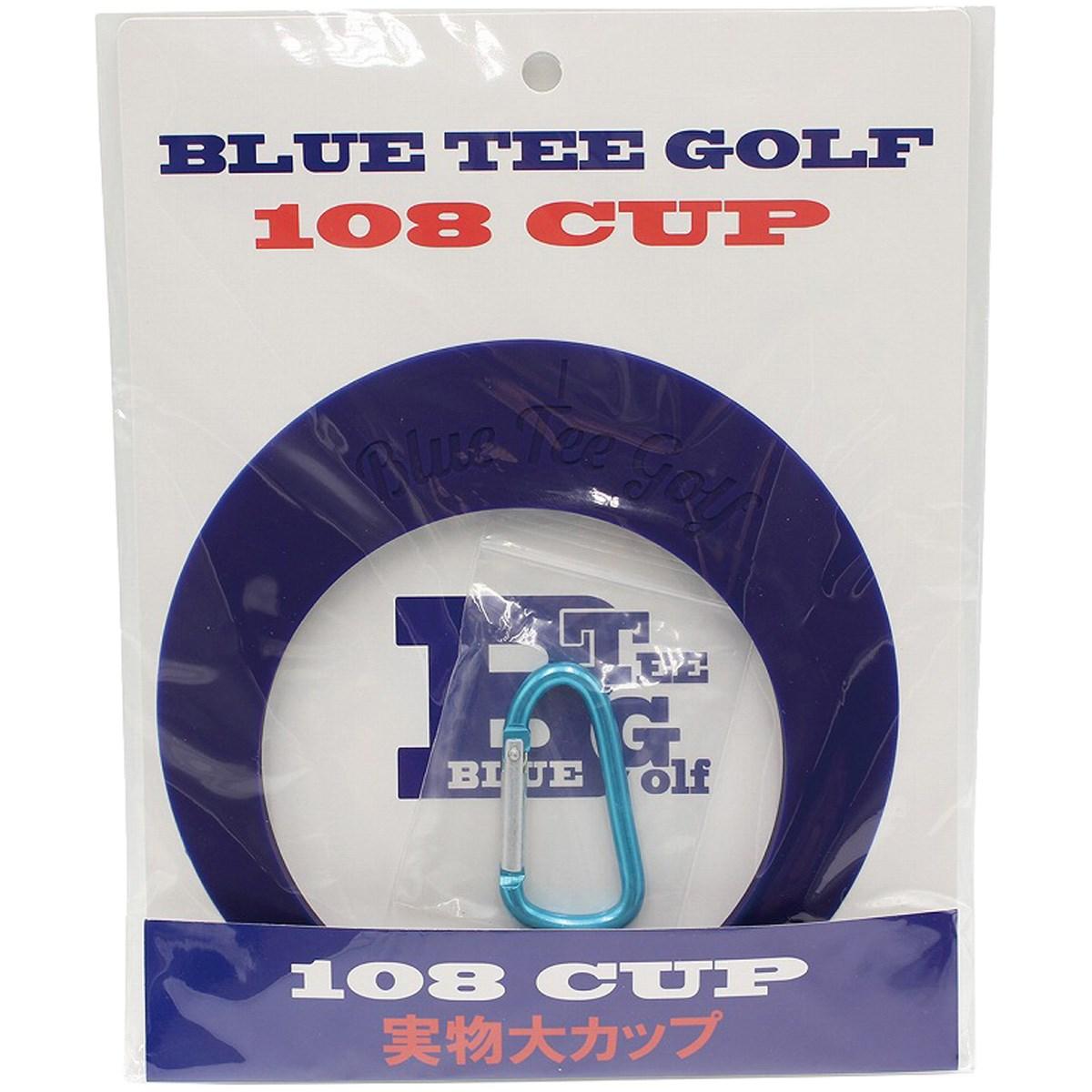 ブルーティーゴルフ BLUE TEE GOLF 108 カップ ネイビー