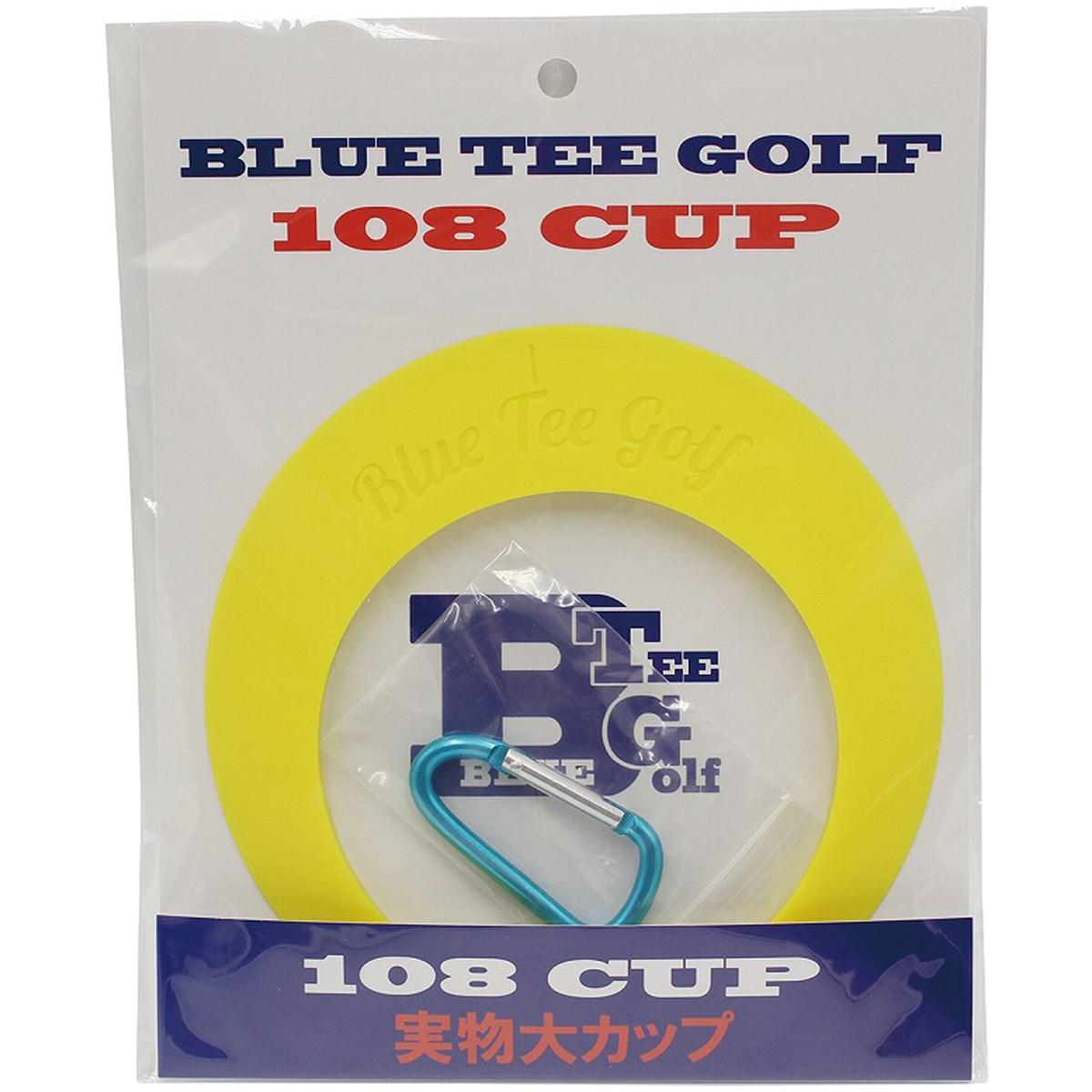 ブルーティーゴルフ BLUE TEE GOLF 108 カップ イエロー