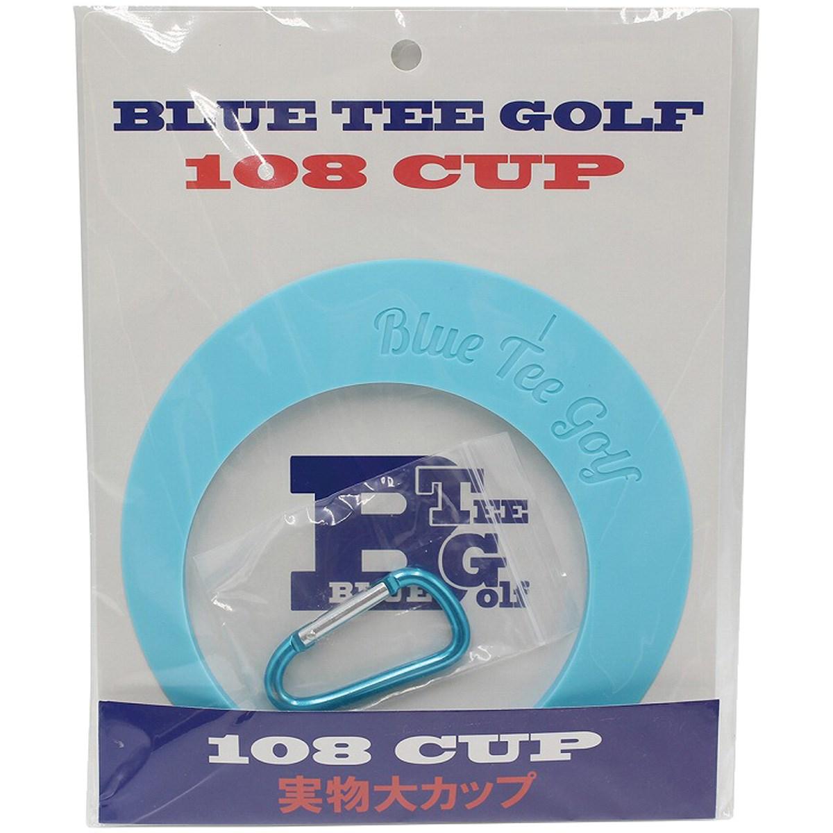 ブルーティーゴルフ BLUE TEE GOLF 108 カップ サックス