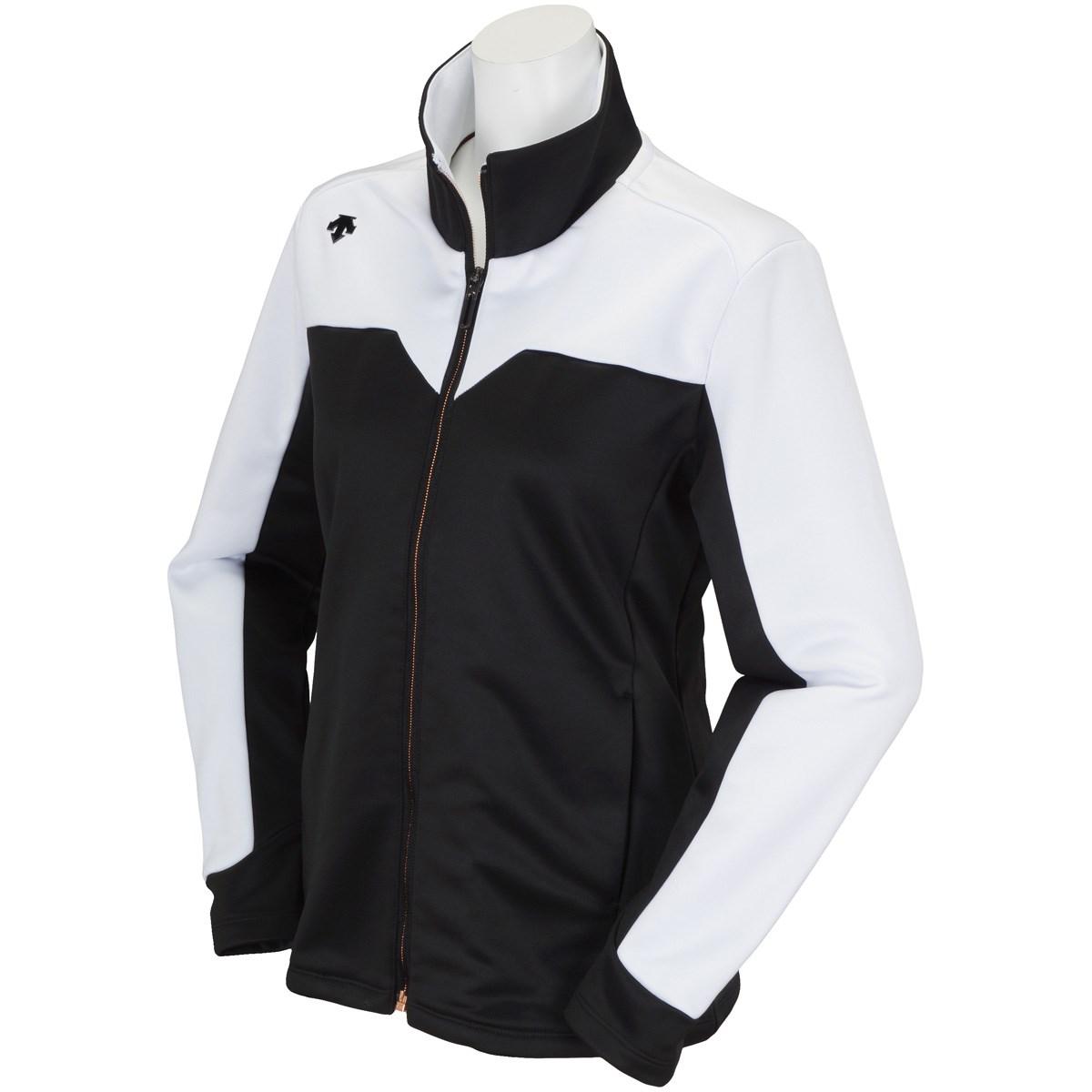 デサントゴルフ DESCENTE GOLF ストレッチ ジャージージャケット S ホワイト レディス