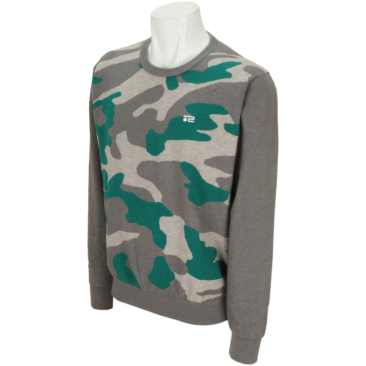 裏地付きセーター