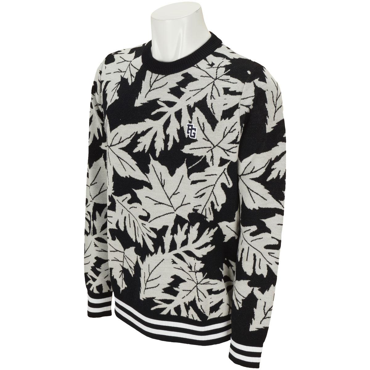 葉柄セーター