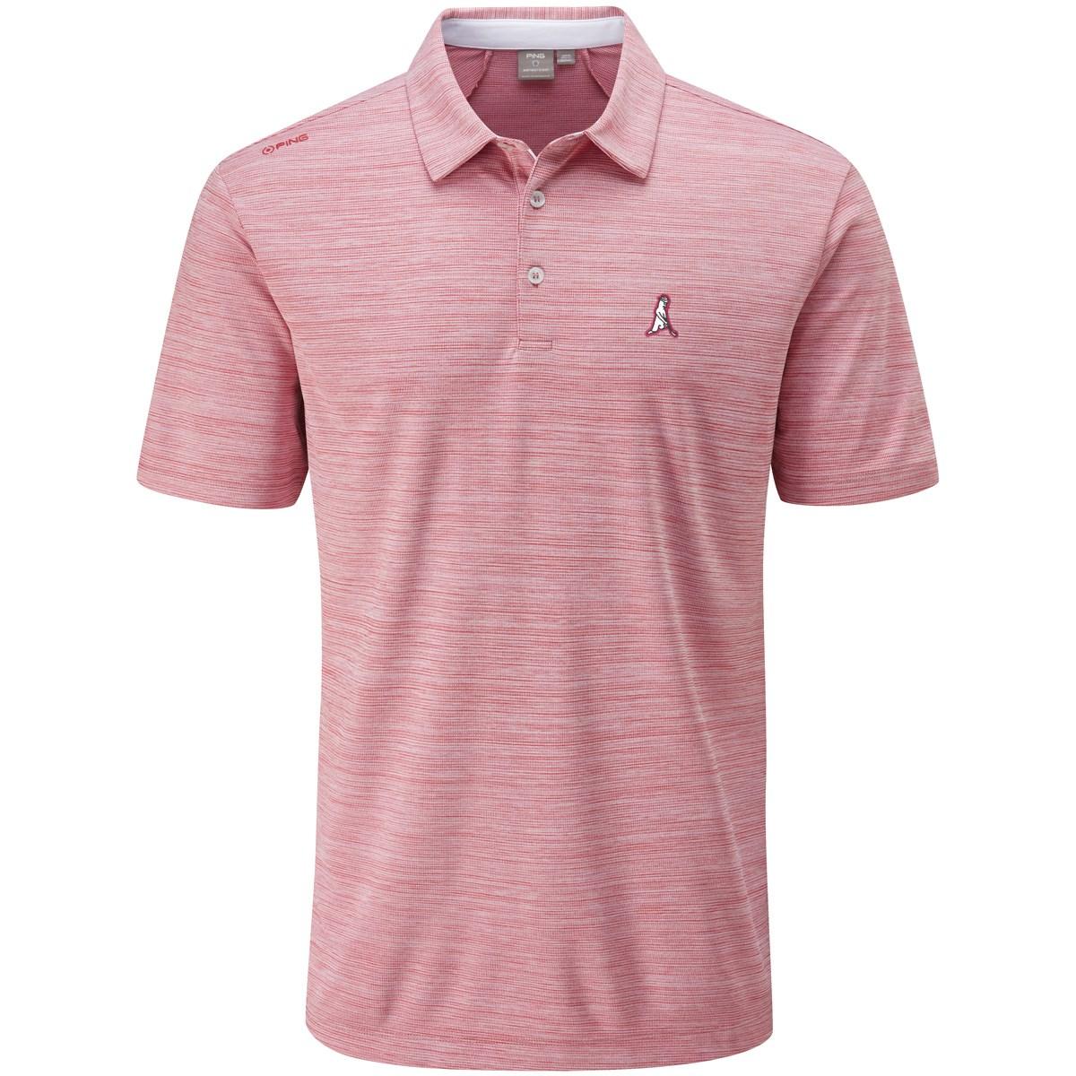 ピン(PING) マイルズ 半袖ポロシャツ