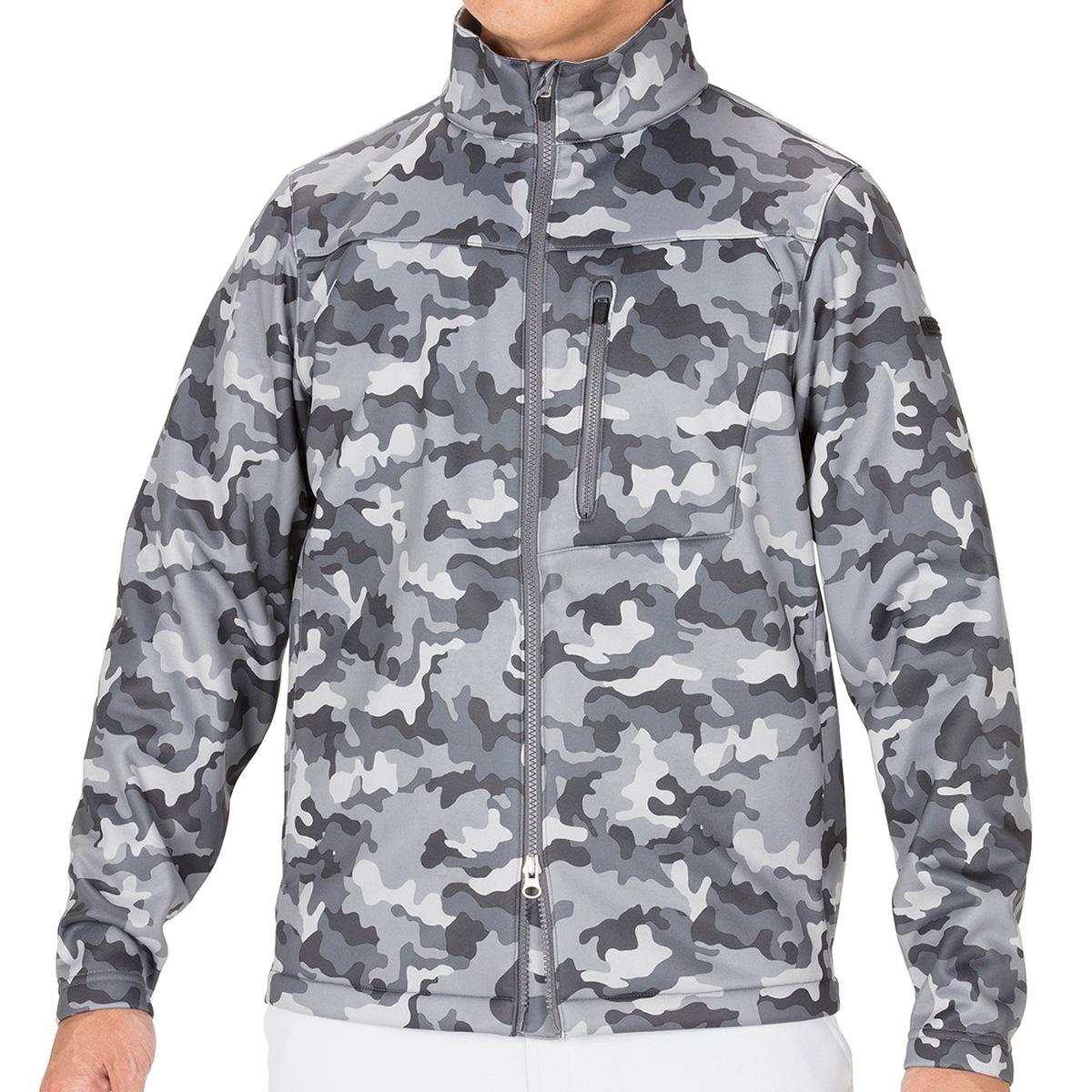裏フリースボンディングジャケット