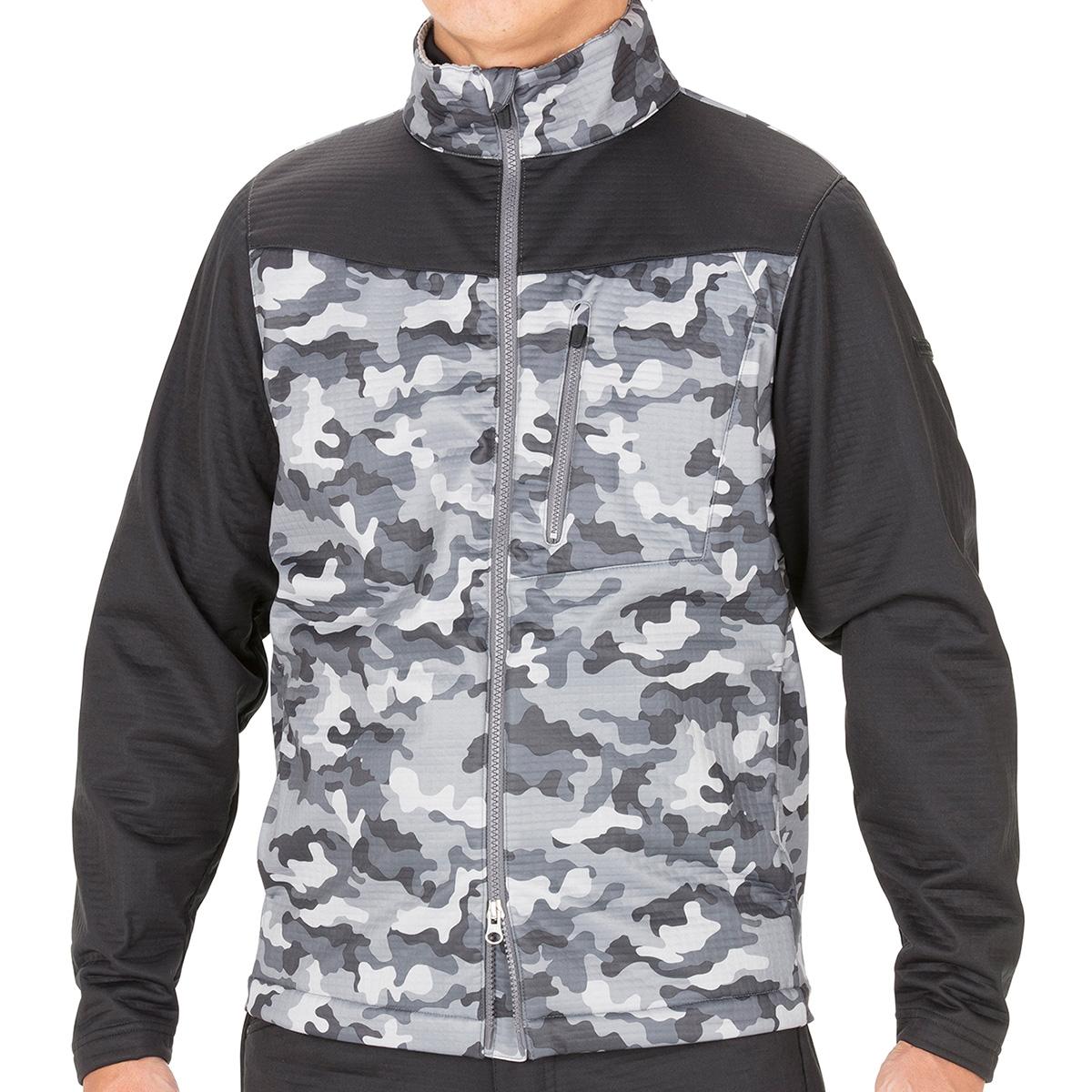 防風ボンディングジャケット(3層モデル)