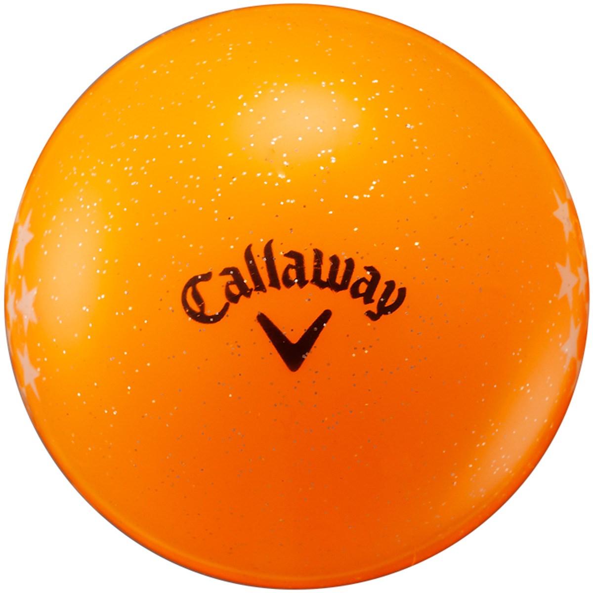 キャロウェイゴルフ(Callaway Golf) BL PG STAR 18 JM パークゴルフボール
