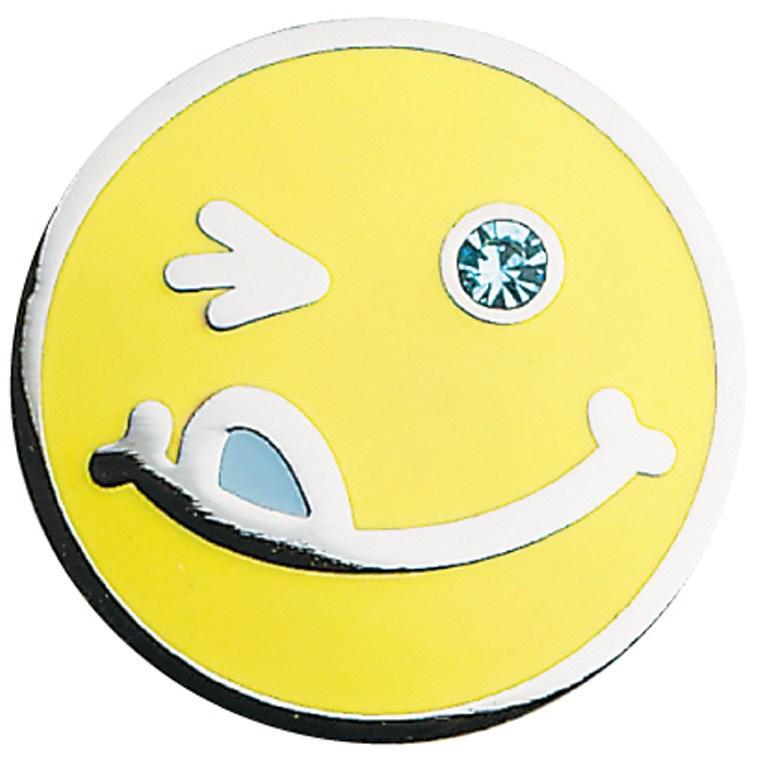 WINWIN STYLE ウィンウィンスタイル メガマーカー I LOVE SMILE 133 イエロー