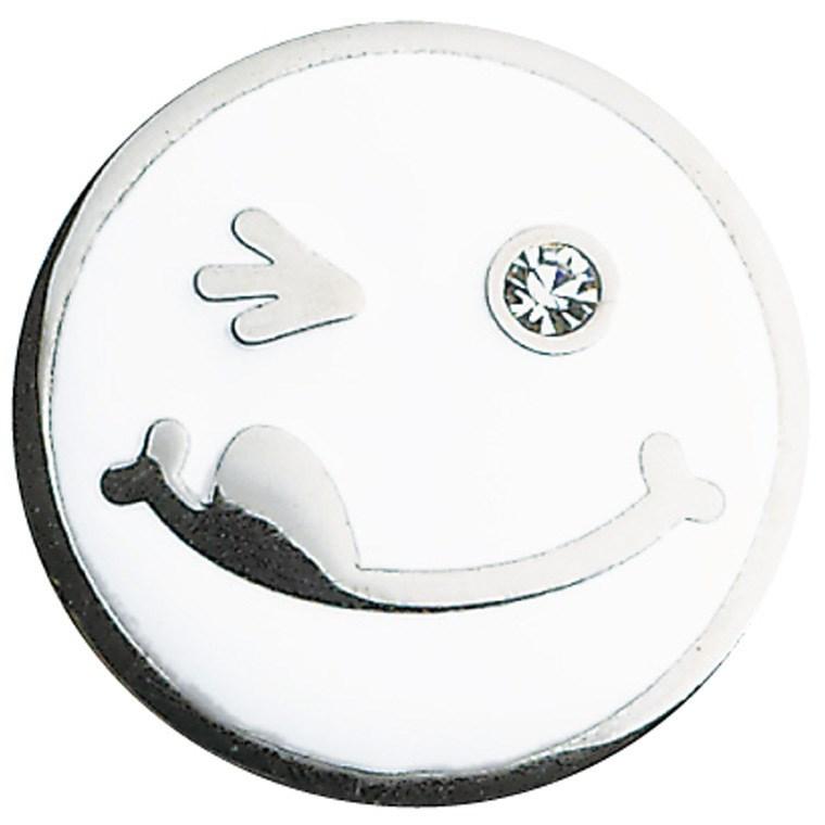 WINWIN STYLE ウィンウィンスタイル メガマーカー I LOVE SMILE 138 ホワイト