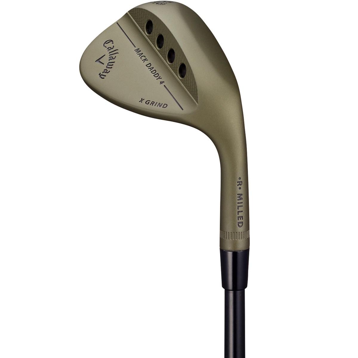 キャロウェイゴルフ(Callaway Golf) マックダディ4 TACTICAL ウェッジ 2本セット ダイナミックゴールド TOUR ISSUE 115 S200 Green